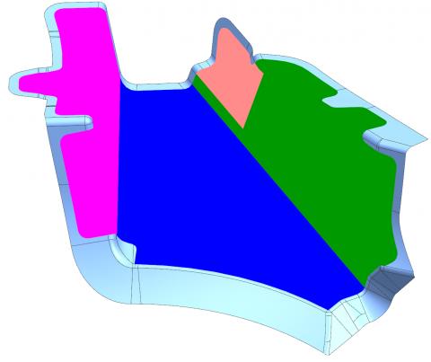 Metodyki w projektowaniu struktur kompozytów polimerowo-włóknistych z wykorzystaniem programu Fibersim – część druga