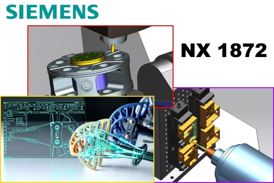NX 1872 - nowości w module frezowania