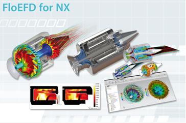 Oprogramowanie FloEFD for NX