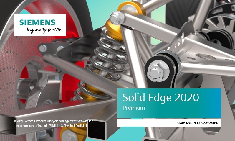 Nowa wersja Solid Edge 2020
