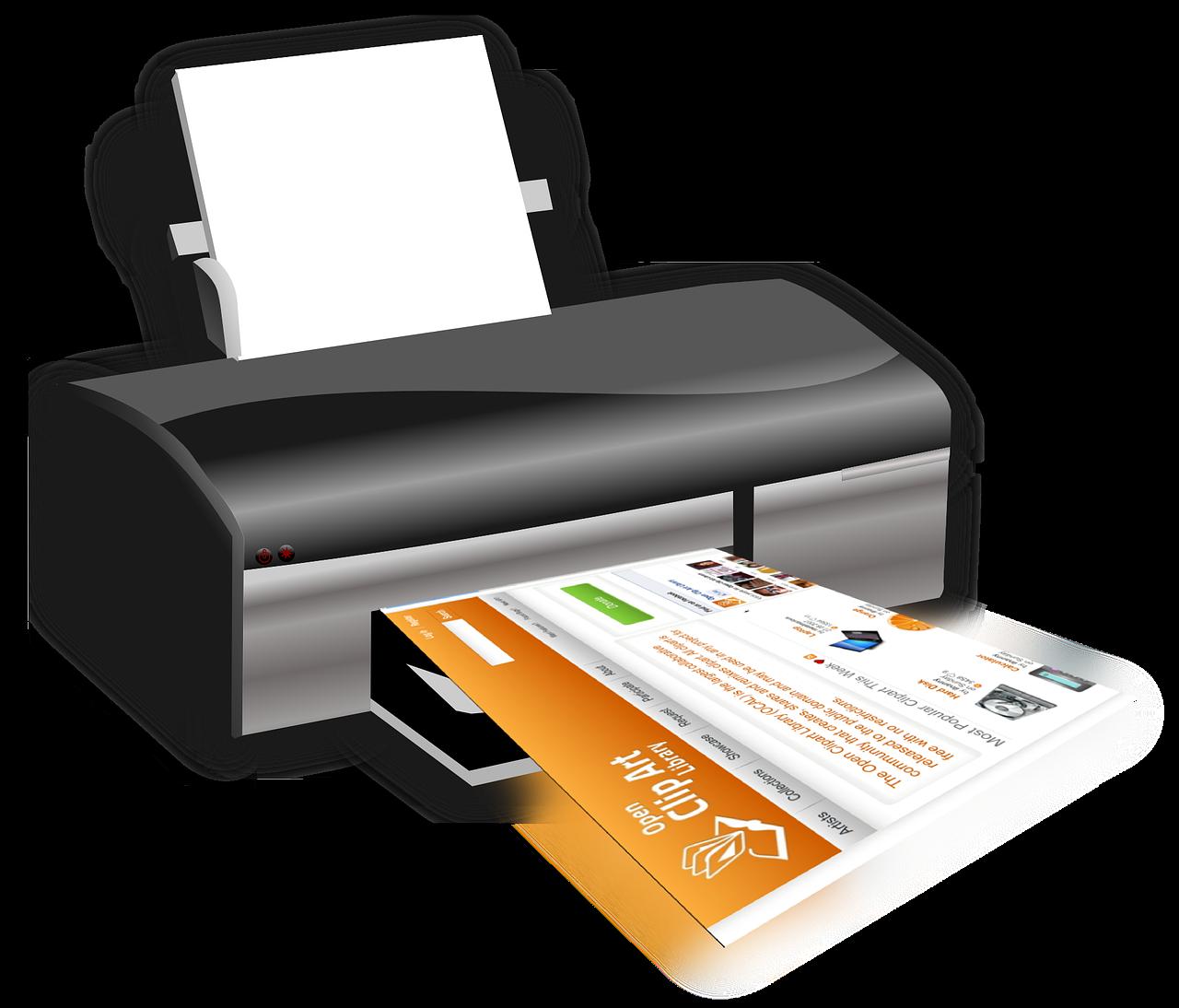 Konfiguracja drukarki dla polecenia PLOT