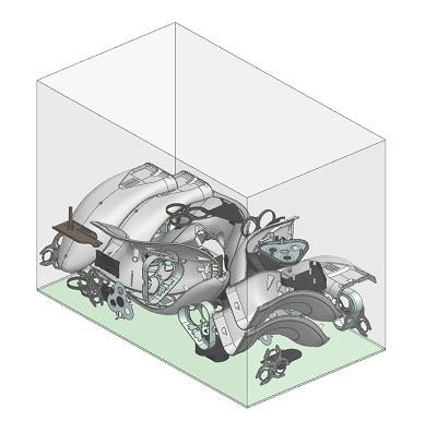 NX Additive Manufacturing - Zintegrowane rozwiązanie CAD/CAM/CAE dla druku 3D – część 1.