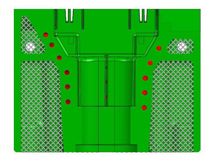 Struktury lattice - redukcja kosztów wytwarzania elementów drukowanych przestrzennie
