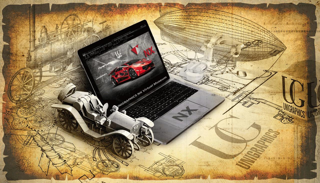 UNIGRAPHICS & NX History