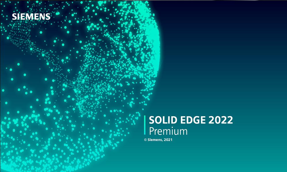 Mini seria : Solid Edge 2022 - premiera programu.