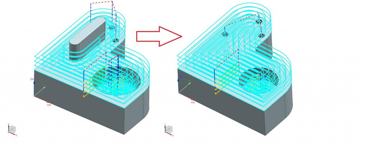 Struktura złożenia do obróbki CAM oraz linkowanie modelu cz.1